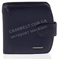 Компактный интересный оригинальный удобный женский кошелек высокого качества FUERDANNI art. 4499 темно синий