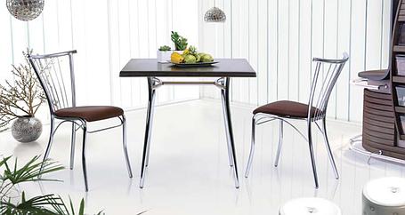 Опора для стола Синди Хром (AMF-ТМ), фото 2