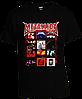 Футболка Metallica All Albums