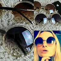 Солнцезащитные очки круглые 5327