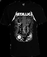Футболка Metallica Guitar Kirk