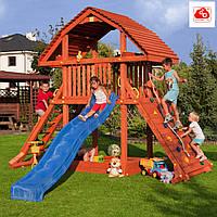 Детский игровой комплекс из дерева Giant FunGoo 00925