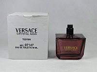 Туалетная вода женская Versace Crystal Noir 90 ml тестер
