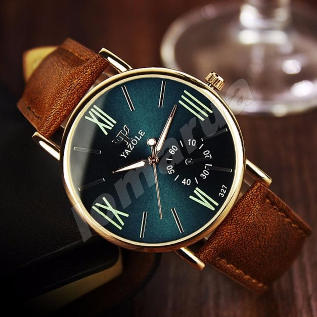 Мужские кварцевые часы Yazole 327, цена 105 грн., купить — Prom.ua ... c0735458590