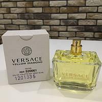 Туалетная вода женская Versace Yellow Diamond 90 ml тестер