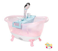 Ванночка для куклы Baby Born Забавное купание Zapf Creation  (818183)