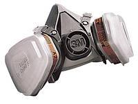 Маска защитная 6200 в комплекте с фильтрами