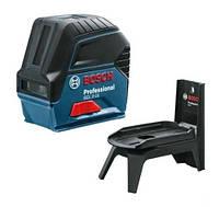 Лазерный нивелир комби (линейный + точечный) Bosch GCL 2-15