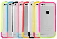 Чехол бампер SZLF Linear для на iPhone 5 5S SE