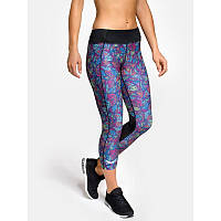 Женские компрессионные капри Peresvit Air Motion Women's Printed Capri Triangle Curls