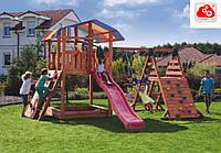 Детский игровой комплекс из дерева Up And Down Ship FunGoo 03516