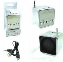 Колонка Speaker WS-A7 (TF/USB/FM)