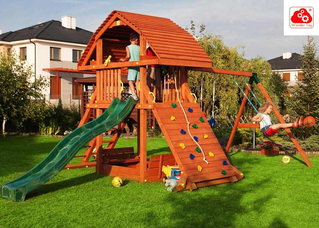 Игровая площадка для детей  Giant Move On Beach FunGoo  03508