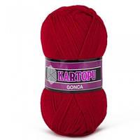 Kartopu Gonca - 132 темно-красный