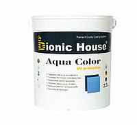 Акриловая лазурь - антисептик для дерева Aqua Color, 2.5л