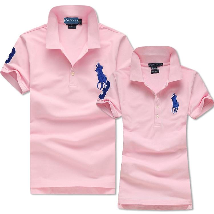 В стиле Ральф лорен поло 100% хлопок женская мужская футболка поло ральф лорен ралф
