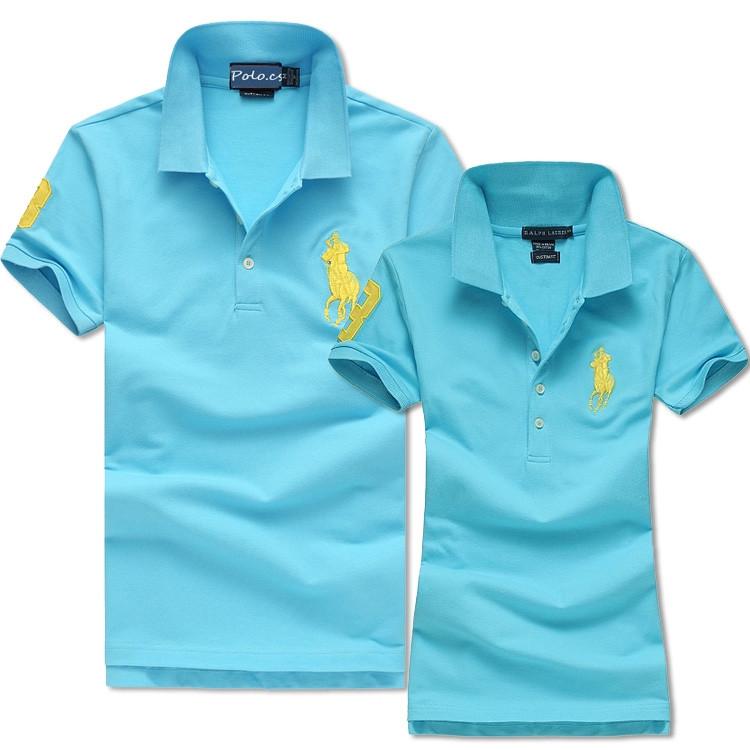У стилі Ральф поло 100% бавовна жіноча чоловіча футболка поло оригінал