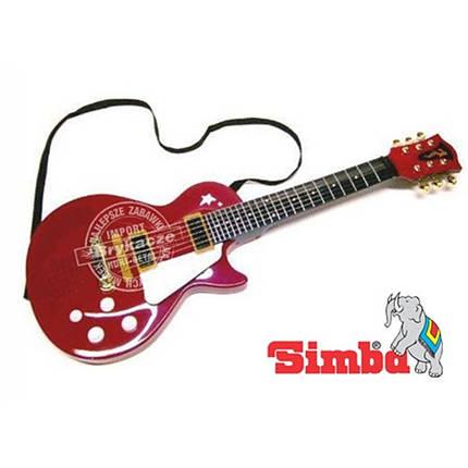 Музыкальный инструмент Рок Гитара Simba 6837110_BOR, фото 2