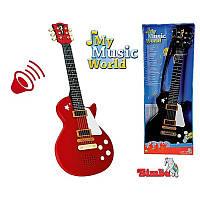 Музыкальный инструмент Рок Гитара Simba 6837110_BOR