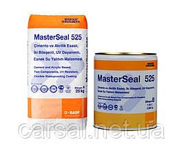 Цемент-акриловая эластичная гидроизоляция MasterSeal 525