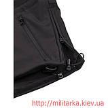 Куртка софтшелл MFH чёрная, фото 3