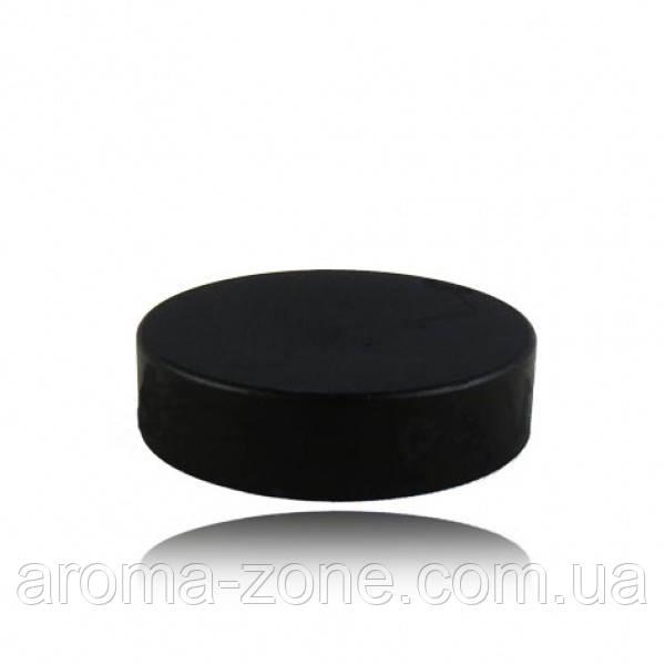 Крышка TINY  матовая (черный) 50мл.