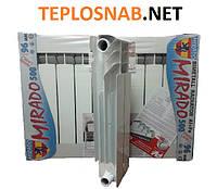 Радиатор биметаллический Mirado 500/96(Одесса)