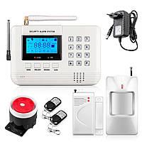 Охранная сигнализация PSTN GSM System Q2