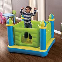 Детский игровой центр надувной батут 48257 Замок