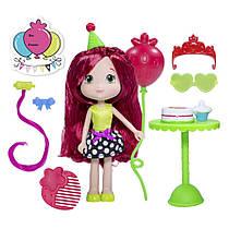 Кукла Земляничка набор ягодная вечеринка Шарлотта Земляничка The Bridge Direct, Strawberry Shortcake, Surprise