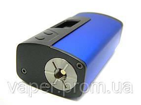 Бокс МОД Sigelei Fuchai Plus 213W, цветной экран, синий, фото 3
