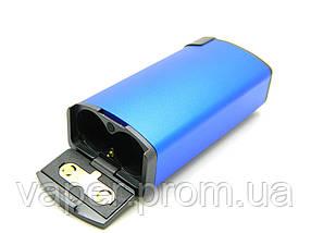 Бокс МОД Sigelei Fuchai Plus 213W, цветной экран, синий, фото 2