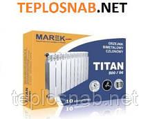 Радиатор биметаллический TITAN 500/96 (Польша), фото 2