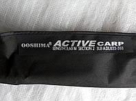 Карповое удилище Ooshima Active Carp 3.6 м, фото 1