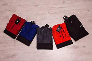 Куртка анорак Nike President черно-белая топ реплика, фото 3