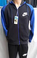 Спортивный костюм оптом мужской комбинированный,байка,найк