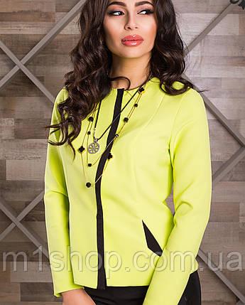 Светлый пиджак | Имидж lzn, фото 2