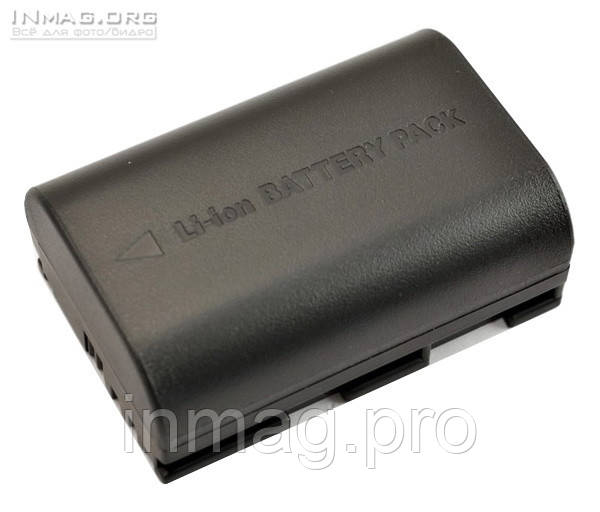 Аккумулятор для фотоаппарата Canon LP-E6+, 2600 mAh.(60D, 70D, 80D, 6D
