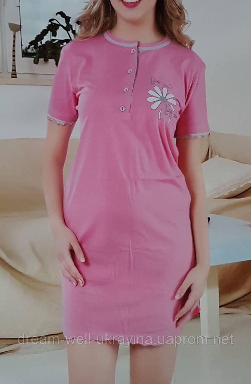 Ночнушка женская (туника) большой размер  продажа 6c8dfea55c23a