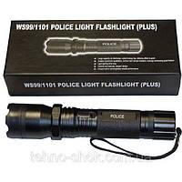 Электрошокер с фонарем Police 1101, Электрошокер Шерхан 1101