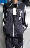 Спортивный костюм оптом мужской комбинированный,байка,адидас