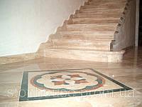 Мраморные ступени Киев 0300
