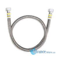 """Шланг для подводки газа ECO-FLEX Стандарт-П 1/2""""-3/4"""" ВВ 120 см, фото 1"""