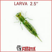 "Силикон Fanatik Larva 2.5"" (7шт)"