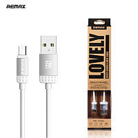 Data Cable REMAX LOVELY micro USB