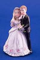 Фигурка на свадебный торт Жених Невеста