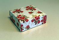Коробка для торта С - 14 Розочки