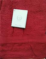"""Комплект махровых полотенец SERGIO TACCHINI """"RED"""" (Красный)"""