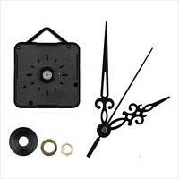 Часовой механизм со стрелками (готический)