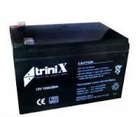 Аккумулятор 12В, 7 А*ч Trinix свинцово-кислотный